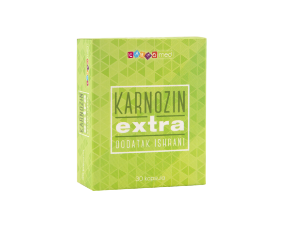 Karozin Extra 30 kap